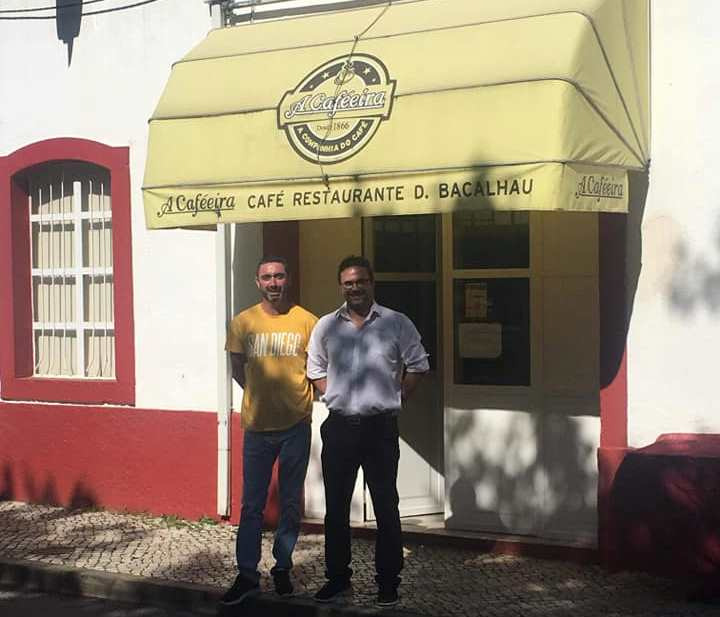Restaurante D. Bacalhau reabre com nova gerência