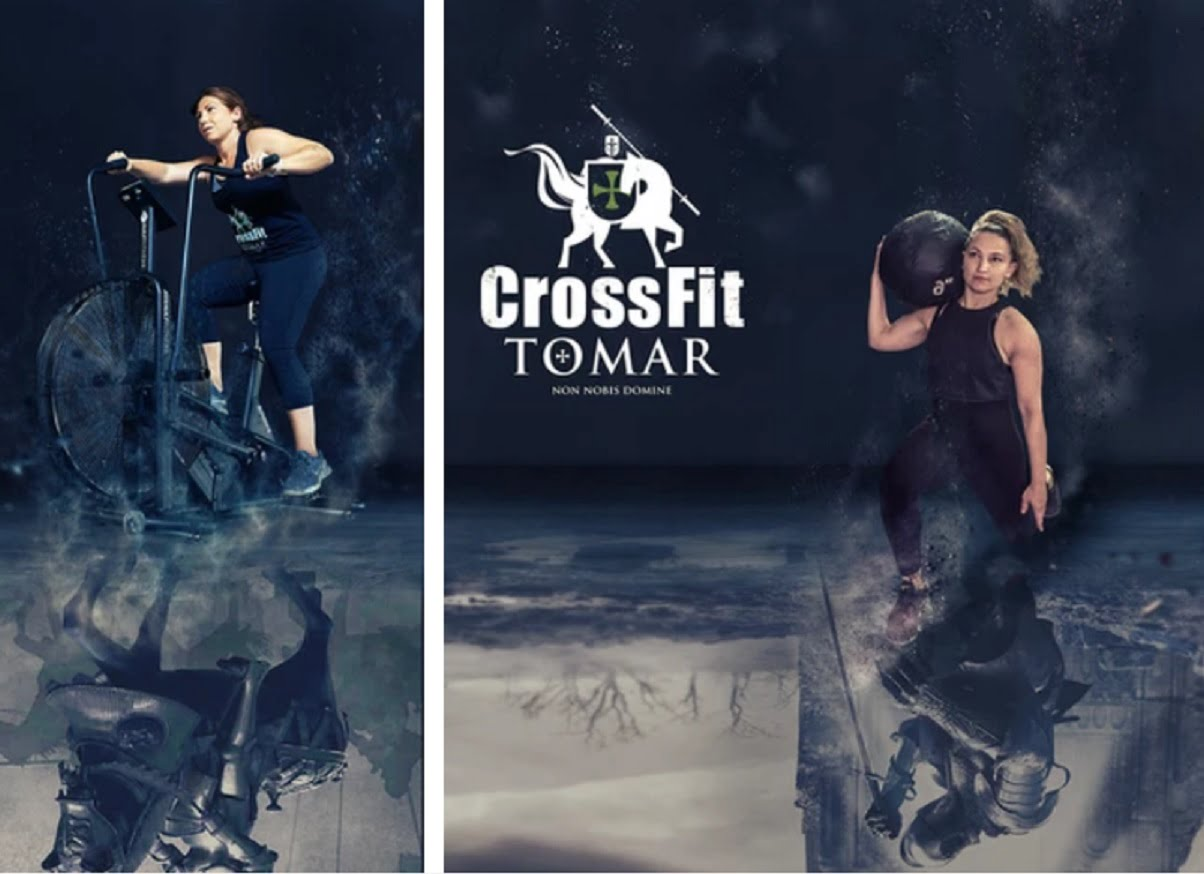 ginasio cross fit