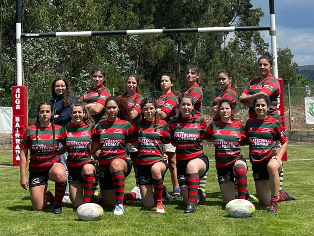 Rugby Feminino IPT
